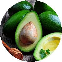 В состав Липокарнит входит авокадо