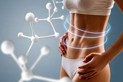 Тонуслим не даёт откладываться жировым клеткам.