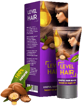 Маска Level Hair.