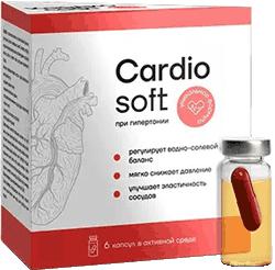 Препарат Cardiosoft мини версия.